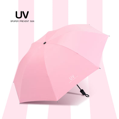 Lattice Mini Five-fold Umbrella - Shelark