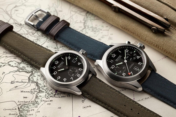 A DETAILED REVIEW OF THE BREMONT ARMED FORCES COLLECTION