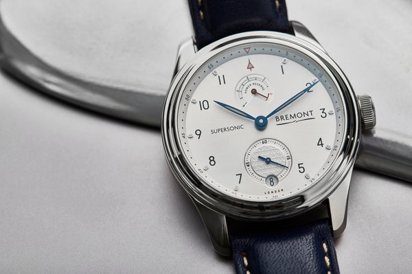An in depth review of the Bremont Supersonic watch collection