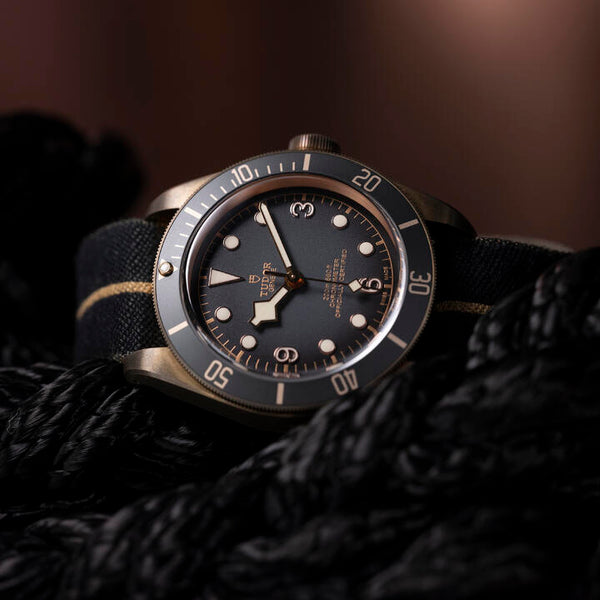 BURRELLS PRESENTS THE BASELWORLD 2019 TUDOR WATCH COLLECTION - WINCHESTER EVENT