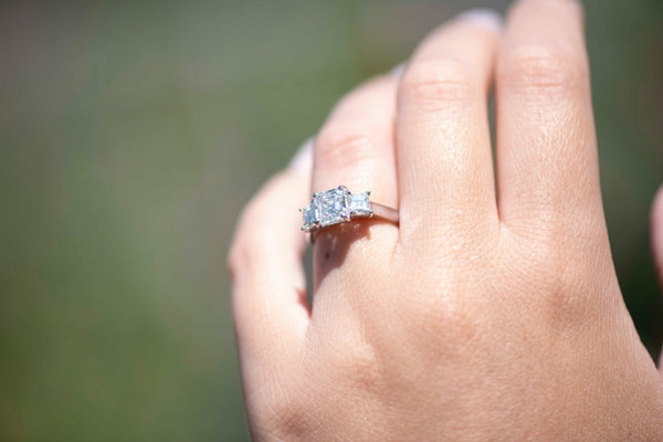 10 TOP TIPS FOR CARING FOR YOUR ENGAGEMENT RING