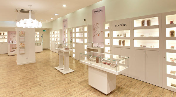 Where to buy your Pandora jewellery