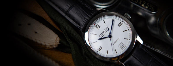 Shop the Bremont Solo- 34/37 collection now. Don't miss the opportunity to buy your perfect accessory.