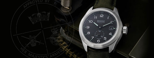 Bremont timepieces are inspired by a love of flying historic aircrafts, of watches and mechanical mastery. Click to shop now.