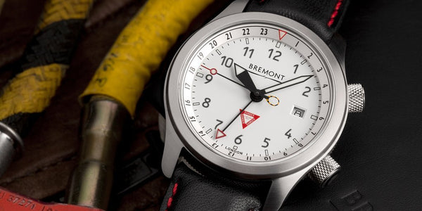 Click to shop the Bremont Martin-Baker Collection now for the perfect watch accessory for you or a loved one.