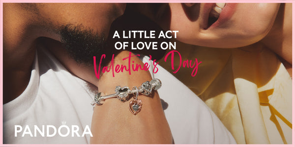 Pandora Valentines Collection