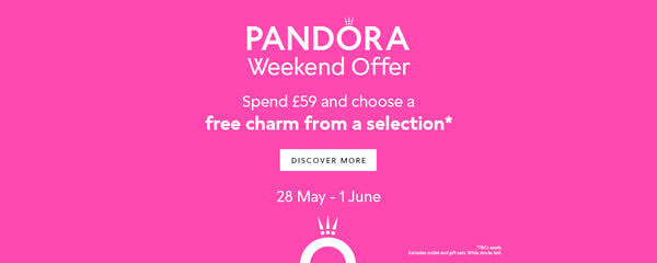 Pandora Weekend Offer