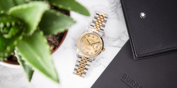 Click to view our collection of pre-owned rolex watches to find your perfect pre-loved rolex watch. Shop luxury at Burrells today.