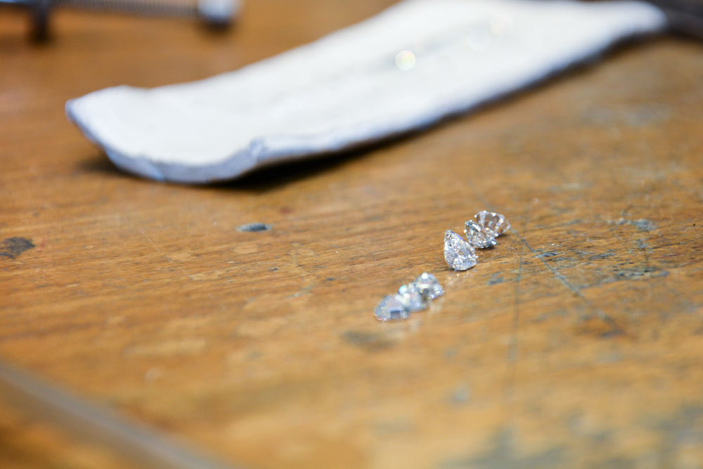 As well as providing a bespoke service for our customers, our diamond experts produce original designs which we offer as part of our exclusive Burrells jewellery range. Click to find out more.