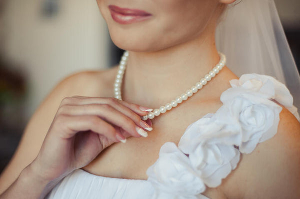 Why you should choose pearls for your wedding