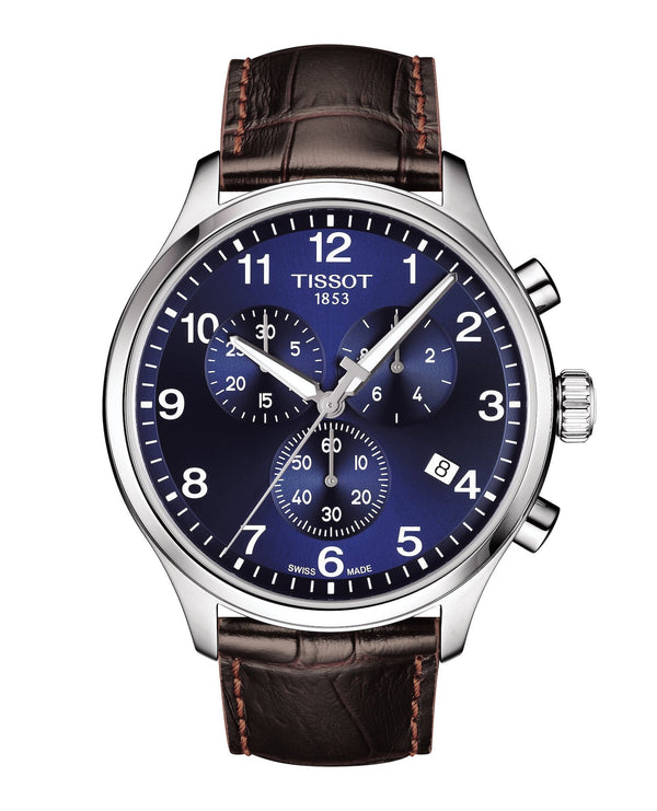 Tissot Chrono XL Classic Watch 45mm T1166171604700
