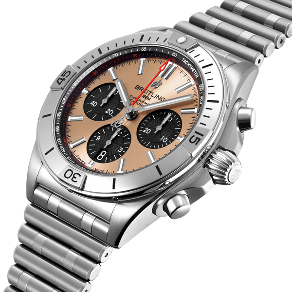 Breitling Chronomat B01 42 Steel - Copper AB0134101K1A1