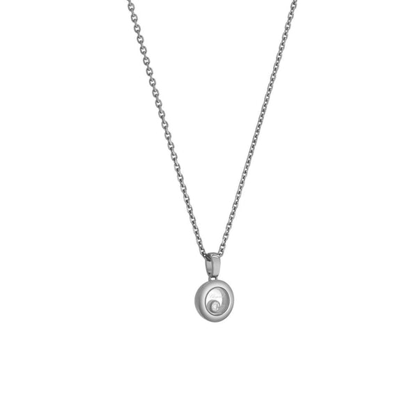 Chopard Happy Diamonds Icons White Gold Diamond Pendant