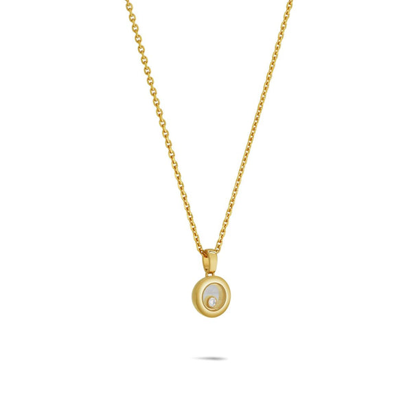 Chopard Happy Diamonds Icons 18ct Yellow Gold Pendant