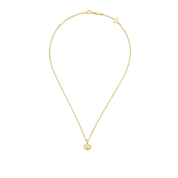 Chopard Happy Diamonds 18ct Yellow Gold Pendant 79A054-0001