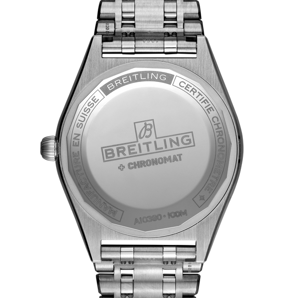 Breitling Chronomat Automatic 36 Steel - Silver A10380591A1A1