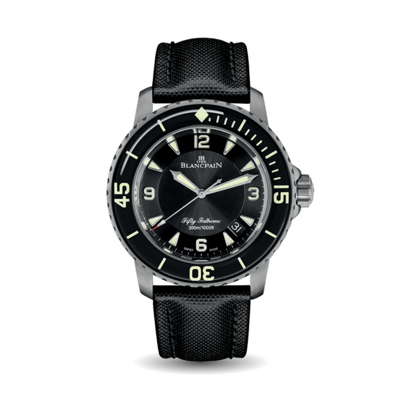 Blancpain Fifty Fathoms Automatique 45mm 5015 12B30 B52