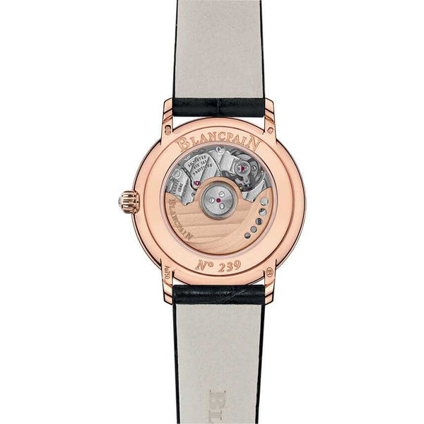 Blancpain Villeret Ultraplate Womens Watch 29.20mm 6104 2930 55A