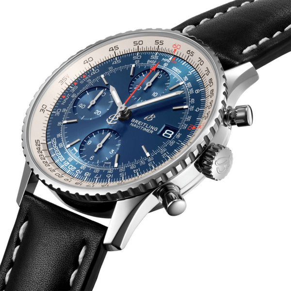 Breitling Navitimer Chronograph 41 A13324121C1X1 Crown