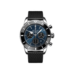 Breitling Superocean Heritage II B01 Chronograph 44 Watch AB0162121C1S1 Face