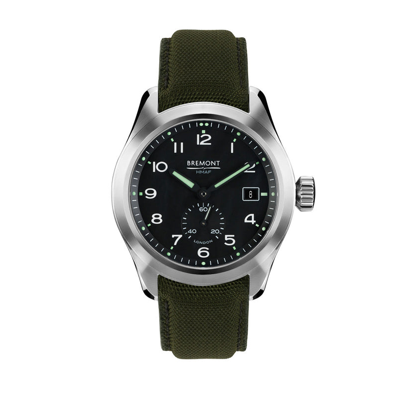 Bremont Broadsword Armed Forces Collection British Army Watch 40mm BROADSWORD Face