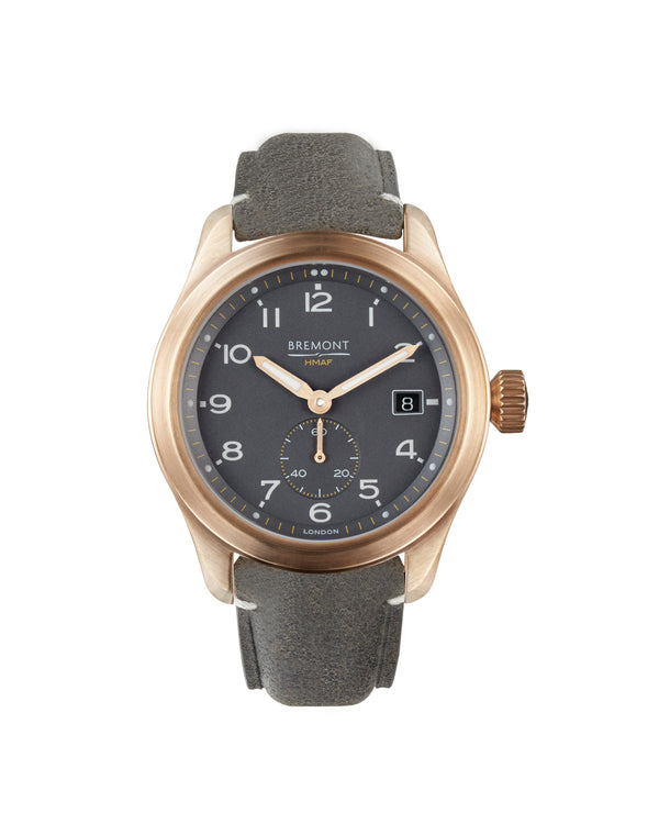 Bremont Broadsword Bronze - Slate 40mm