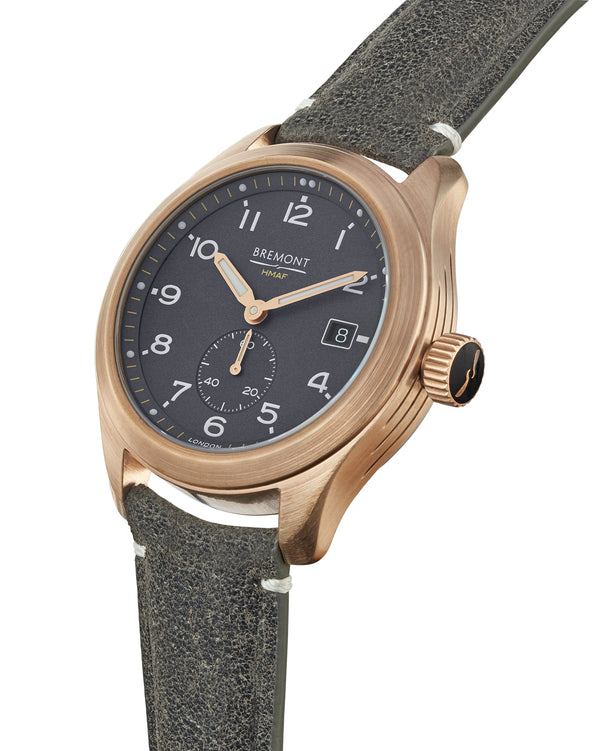 Bremont Broadsword Bronze - Slate 40mm Seduction