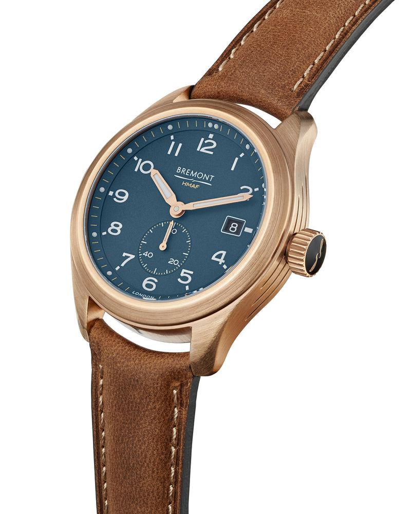 Bremont Broadsword Bronze - Sotek 40mm Seduction