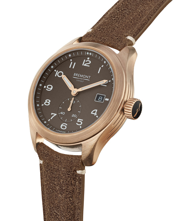 Bremont Broadsword Bronze - Tobacco Watch 40mm Seduction
