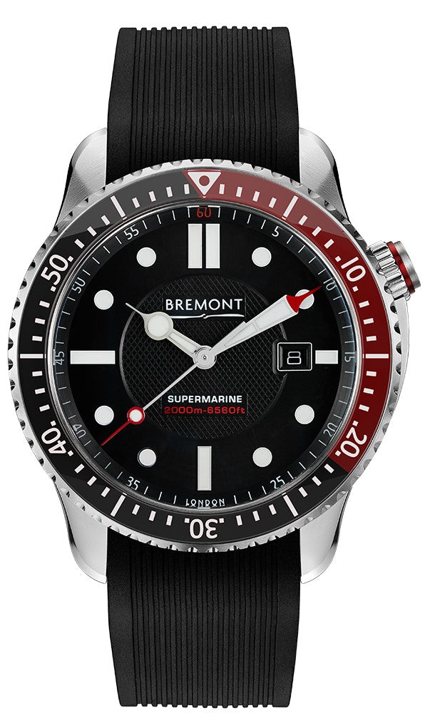 Bremont Supermarine S2000 RED 45mm S2000/RED Face