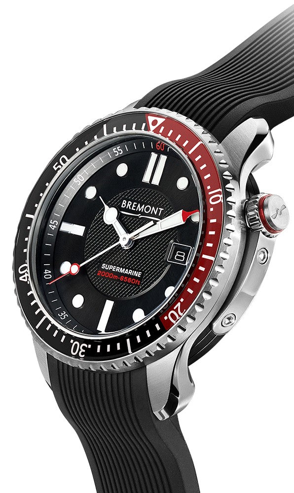 Bremont Supermarine S2000 RED 45mm S2000/RED Crown