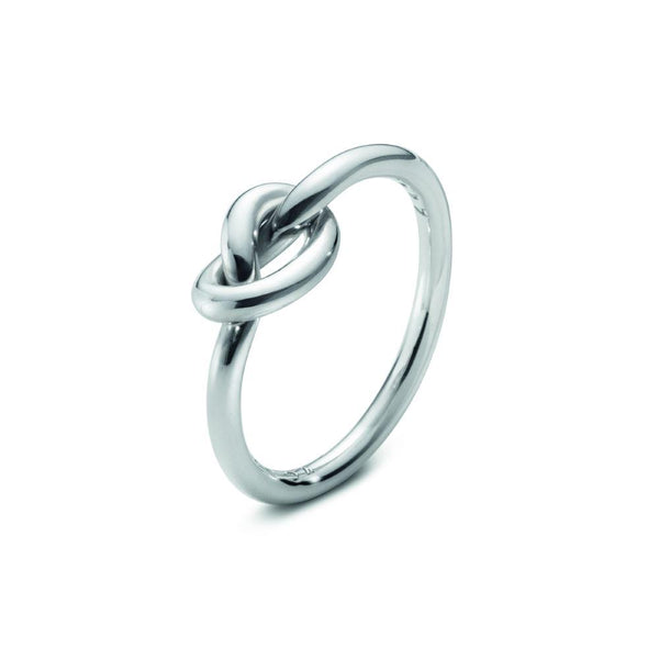 Georg Jensen Love Knot Ring - Sterling Silver