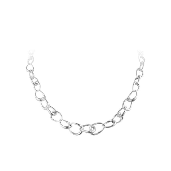 Georg Jensen Offspring Necklace - Sterling Silver
