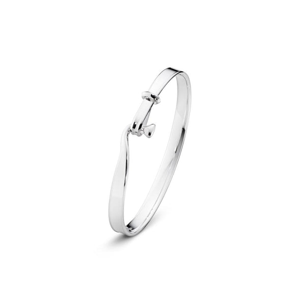 Georg Jensen Torun Bangle - Sterling Silver