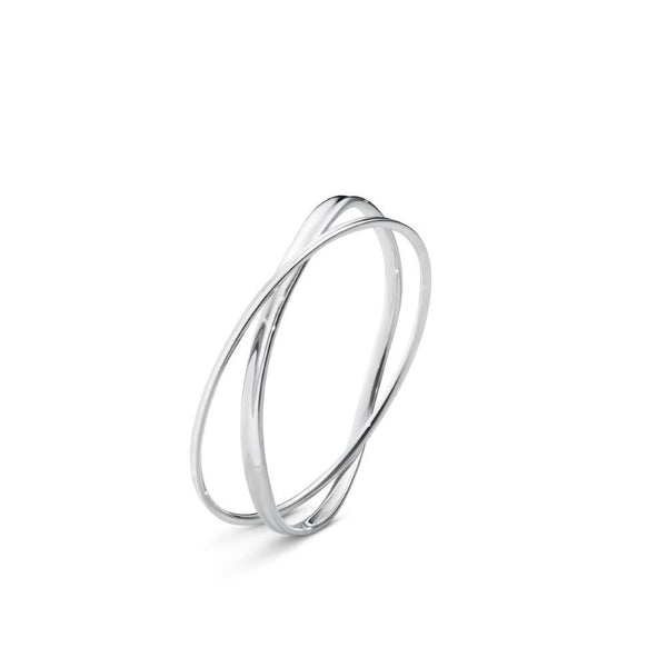 Georg Jensen Marcia Bangle - Sterling Silver