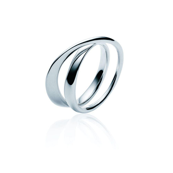 Georg Jensen MÖBIUS Ring - Sterling Silver