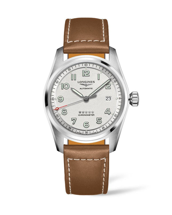 Longines Spirit Watch 40mm L38104732