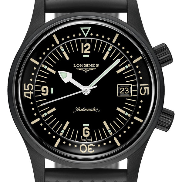 Longines Heritage Legend Diver Watch 42mm L37742509