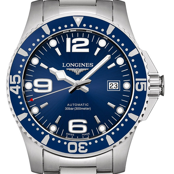 Longines HydroConquest Automatic Watch 41mm L37424966