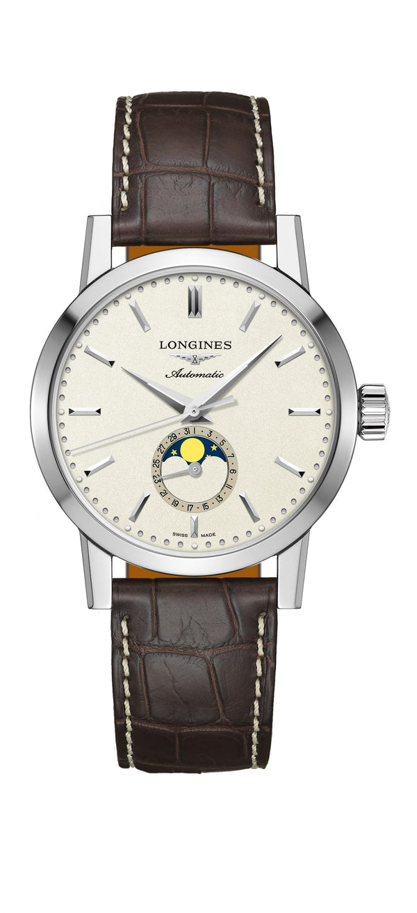 Longines 1832 Moonphase Watch 40mm L48264922