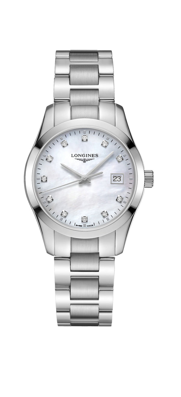 Longines Conquest Classic Ladies Watch 34mm L23864876