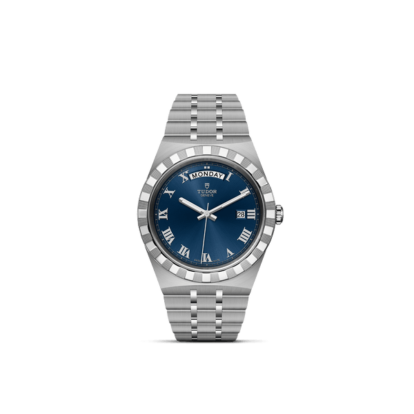Tudor Royal Steel Case Blue Dial 41mm M28600-0005