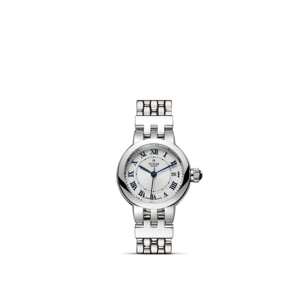 Tudor Clair De Rose Watch 26mm M35200-0001 Face