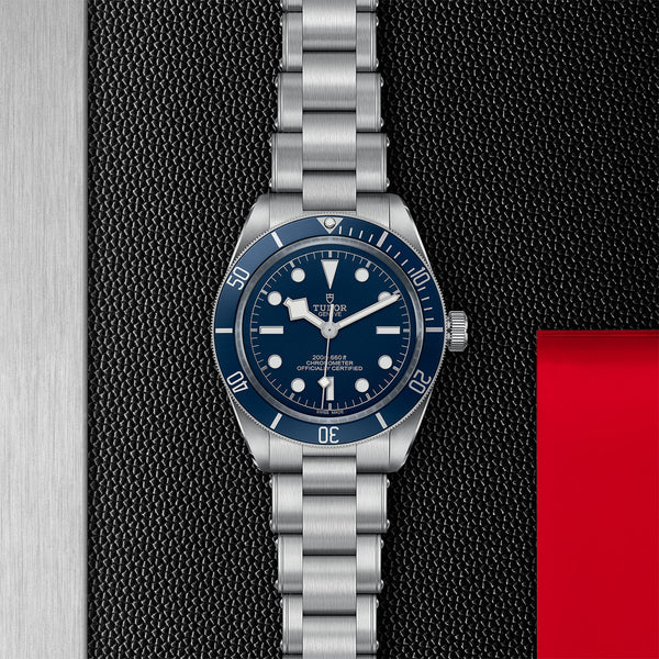 Tudor Black Bay Fifty-Eight Navy Blue Steel Bracelet M79030B-0001
