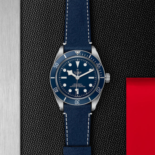 Tudor Black Bay Fifty-Eight Navy Blue Soft Touch Strap M79030B-0002