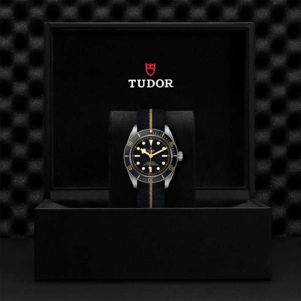 Tudor Black Bay Fifty Eight Fabric Strap M79030N-0003 Presentation box