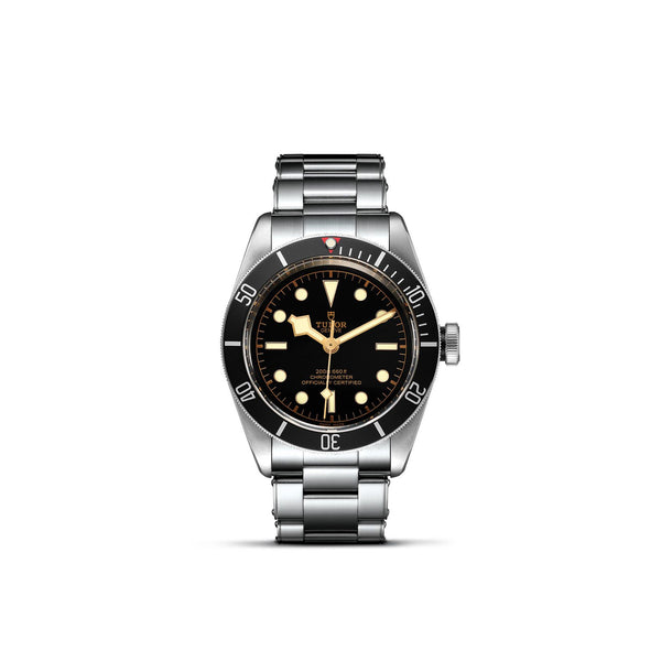 Tudor Black Bay Watch Black Bezel 41mm M79230N-0002 Face