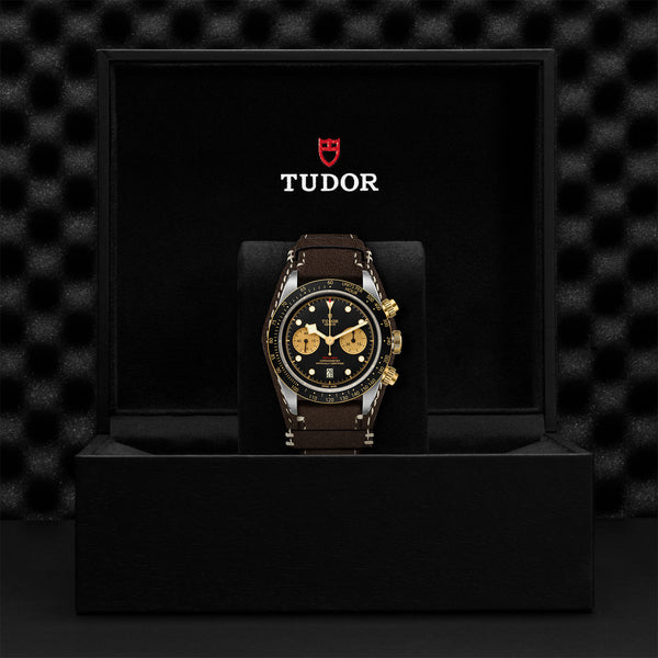 Tudor Black Bay Chrono S&G Leather Strap M79363N-0002 Presentation Box
