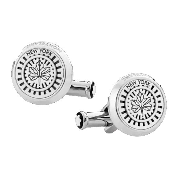 Montblanc Urban Spirit New York City Cufflinks 124057