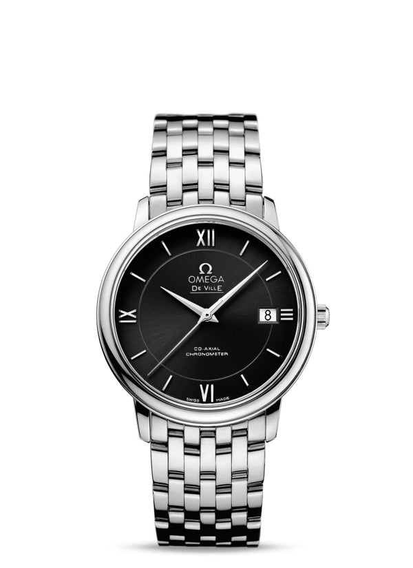 Omega De Ville Prestige Co-Axial 36.8mm Face
